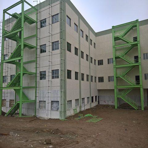 بیمارستان کودکان مرحوم زهرا مردانی آذری