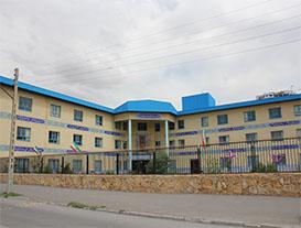 پیمانکار ساخت مدرسه