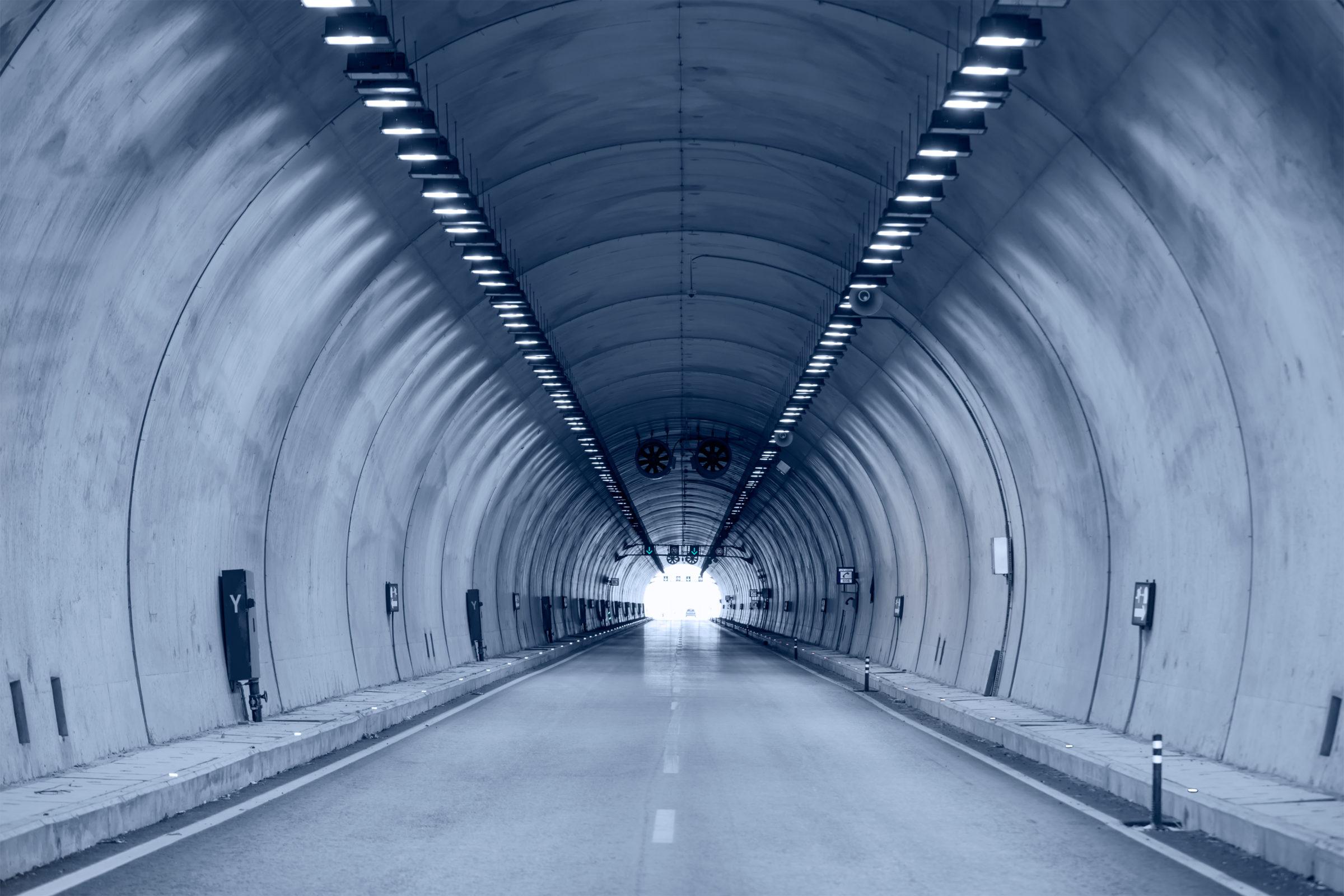 ساخت تونل